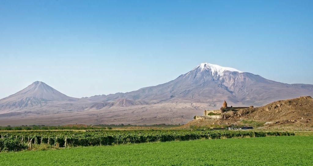 ARMENIA KHOR VIRAP Y ARARAT