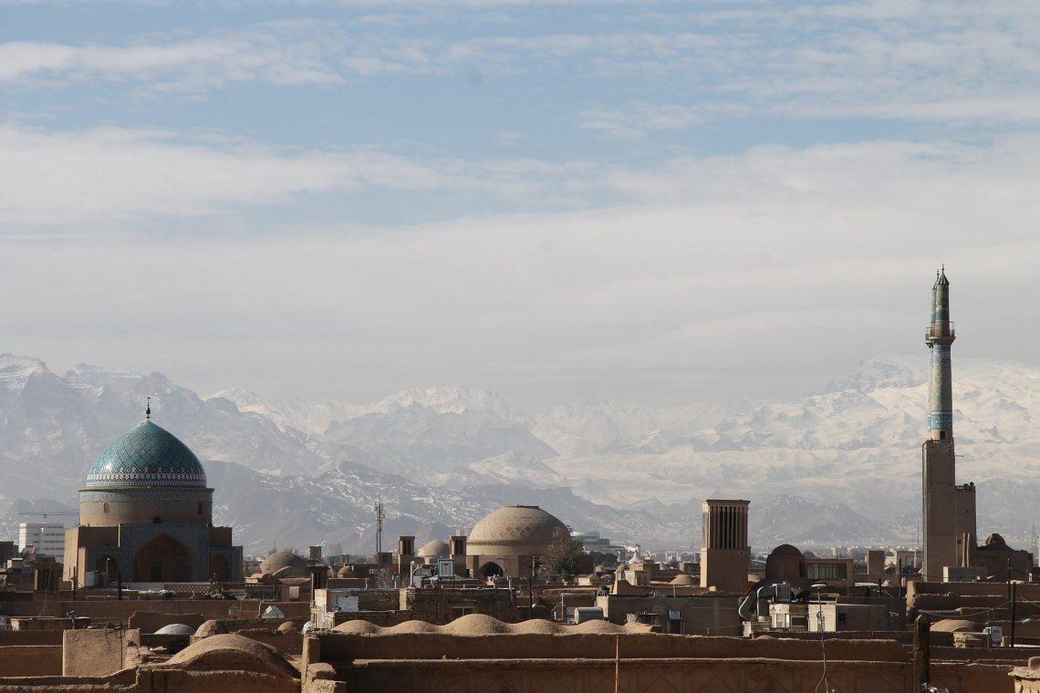Cómo viajar a Irán