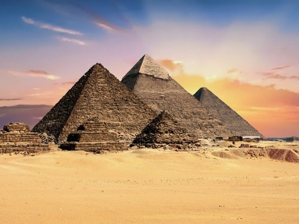 EGIPTO PIRÁMIDES