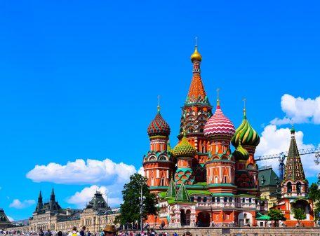RUSIA MOSCÚ