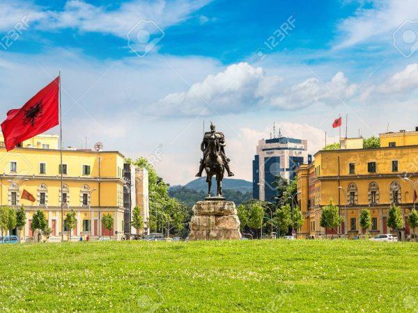 ALBANIA TIRANA 2