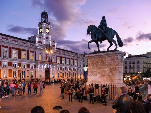 MADRID PUERTA DEL SOL 1