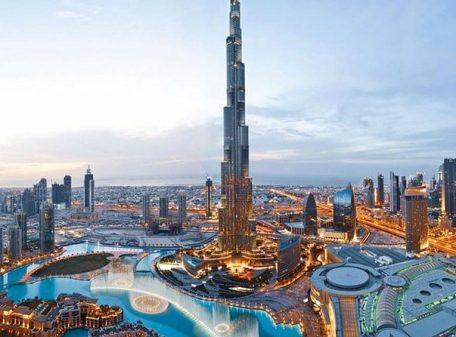 Crucero EA Dubai