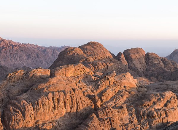 Exodo Sinaí II
